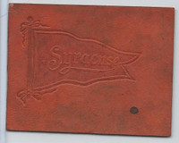L21 American Tobacco Leather, College Pennants, 1912, Syracuse