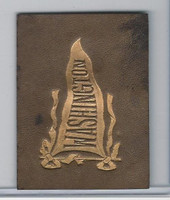 L21 American Tobacco Leather, College Pennants, 1912, Washington