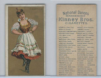 N225 Kinney, National Dances, 1889, Csardas, Hungary
