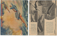 F6-2 Dixie Cup, Premium, 1942, America's Fighting Forces, Torpedo Bomber
