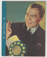 F5-2 Dixie Cup, Premium, 1936, Movie Stars, Jack Benny