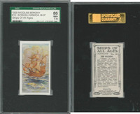 S26-16 Nicolas Sarony, Ships of all Ages, 1929, #12 Spanish Armada, SGC 86 NM+