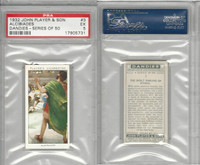 P72-87 John Player, Dandies, 1932, #3 Alcibiandes, PSA 5 EX