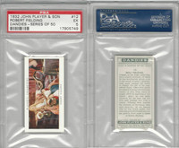 P72-87 John Player, Dandies, 1932, #12 Robert Fielding, PSA 5 EX