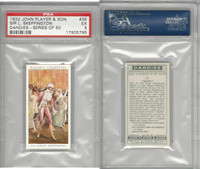 P72-87 John Player, Dandies, 1932, #35 Sir Lumley Skeffington, PSA 5 EX