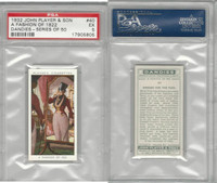 P72-87 John Player, Dandies, 1932, #40 Fashion of 1822, PSA 5 EX