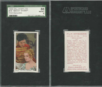 G12-84 Gallaher, Film Episodes, 1936, #16 Becky Sharp, SGC 88 NMMT