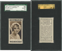 L56-12 Lloyd Cigarettes, Cinema Stars, 1937, #15 Betty Compson, SGC 92 NMMT+