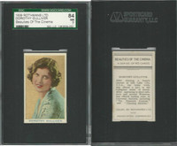 R56-1 Rothmans, Beauties Of The Cinema, 1939, Dorthy Gulliver, SGC 84 NM