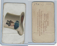 N228 Kinney, Novelties, 1890, Card Format, Top Hat