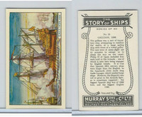 M164-52 Murray, Story of Ships, 1940, #15 Galliass, 1588