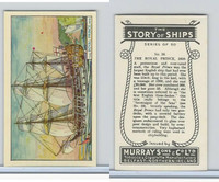 M164-52 Murray, Story of Ships, 1940, #18 The Royal Prince, 1610