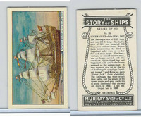 M164-52 Murray, Story of Ships, 1940, #19 Soveraigne of the Seas, 1637