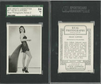 A72-59 Ardath, Real Photographs Ser. 2, 1939, #11 Helen Clifford, SGC 84 NM