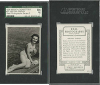 A72-59 Ardath, Real Photographs Ser. 2, 1939, #22 Helena Garvin, SGC 84 NM