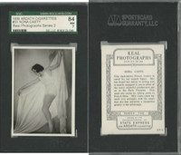 A72-59 Ardath, Real Photographs Ser. 2, 1939, #23 Nona Casty, SGC 84 NM