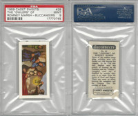 "C0-0 Cadet Sweets, Buccaneers, 1959, #28 The ""Owlers"" , PSA 9 Mint"
