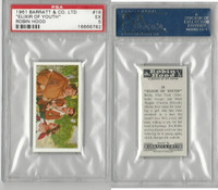 B0-0 Barratt, Robin Hood, 1961, #18 Elixir Of Youth, PSA 5 EX