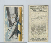 P72-220 Players, International Airliners, 1936, #2 Dryag, Great Britain