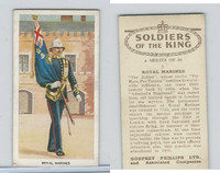 P50-125 Phillips, Soldiers Of The King, 1939, #1 Royal Marines