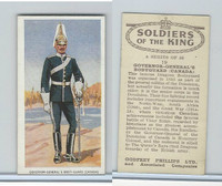 P50-125 Phillips, Soldiers Of The King, 1939, #19 Bodyguard (Canada)