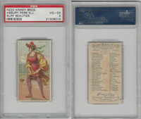 N232 Kinney, Surf Beauties, 1889, Asbury Park, NJ, PSA 4 VGEX