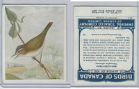 C2 Imperial Tobacco, Birds Of Canada, 1920's, #75 Red-Eyed Vireo