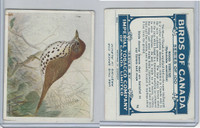 C2 Imperial Tobacco, Birds Of Canada, 1920's, #94 Wood Thrush