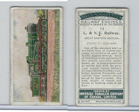 C30 Imperial Tobacco, Railway Engines, 1923, #14 L & NE Railway