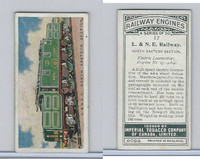 C30 Imperial Tobacco, Railway Engines, 1923, #17 L & NE Railway