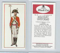 C18-0 Carreras, Military Uniforms, 1976, #15 Sergeant 1792