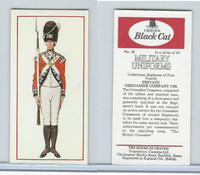 C18-0 Carreras, Military Uniforms, 1976, #16 Private Grenadier Company 1792
