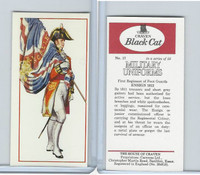 C18-0 Carreras, Military Uniforms, 1976, #17 Ensign 1812