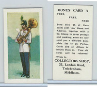 C0-0 Collector's Shop, British Military Musicans, 1961, 16