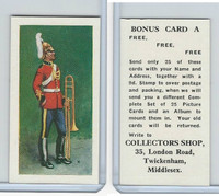 C0-0 Collector's Shop, British Military Musicans, 1961, 17