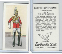 E0-0 Ewbanks, British Uniforms, 1957, #2 The Life Guards