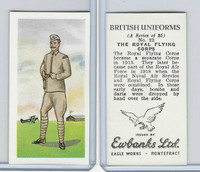 E0-0 Ewbanks, British Uniforms, 1957, #22 The Royal Flying Corps
