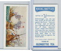 G0-0 Glengettie Tea, Naval Battles, 1971, #5 Battle of Scheveningen 1653