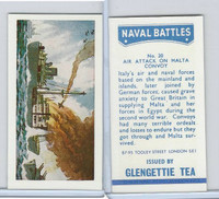 G0-0 Glengettie Tea, Naval Battles, 1971, #20 Air Attack on Malta Convoy