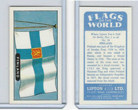L0-0 Lipton Tea, Flags of the World, 1966, #18 Finland