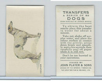 P72-91B Players - Transfers, Dogs, 1931, Borzoi