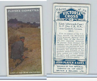 P72-54 Player, Victoria Cross, 1914, #6 Lieut GF Day (Genitchi, Crimea, 1855)