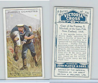 P72-54 Player, Victoria Cross, 1914, #16  S Mitchell (Gate Pah, NZ, 1864)