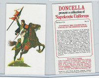 P72-00 Player, Napoleonic Uniforms, 1980, #6 Chasseurs a Cheval Imperial Guard