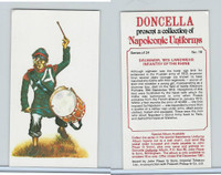 P72-00 Player, Napoleonic Uniforms, 1980, #18 Drummer, 1813: Landwehr Infantry