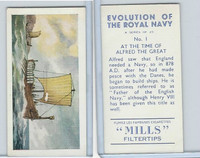 A46-0 Amalgamated, Evolution Royal Navy, 1957, #1 At Time of Alfred Great