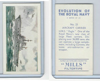 A46-0 Amalgamated, Evolution Royal Navy, 1957, #25 Aircraft Carrier