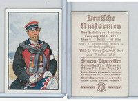 S132-1 Strum, German Uniforms, 1935, #3 Frederick Von Breuzen