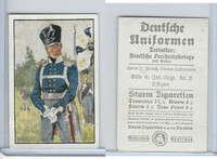 S132-1 Strum, German Uniforms, 1935, #8 Infantry Reg.