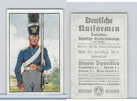 S132-1 Strum, German Uniforms, 1935, #10 Inf. Reg. Grenadier